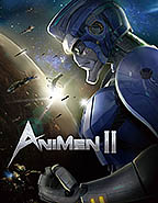 Gorilla Pictures Presents - AniMen II Poster